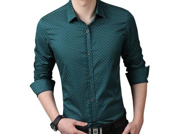 971b0fd646e4 Мужские рубашки 2019: фото модные с коротким рукавом, цвета весна лето
