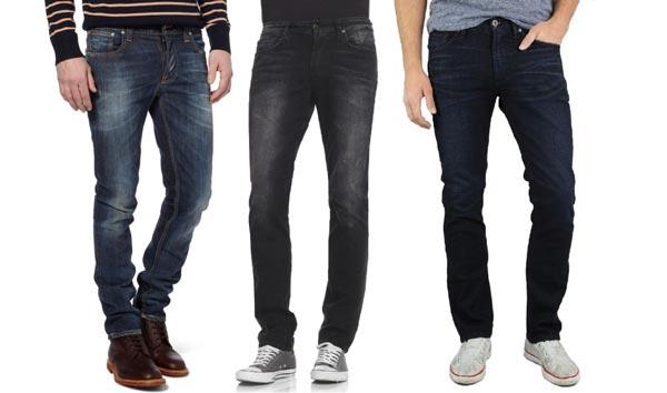 фото модные мужские джинсы