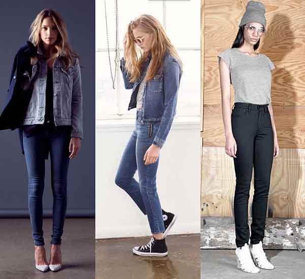 9b3edb9ba1b Модные женские джинсы 2019  фото рваные бойфренды