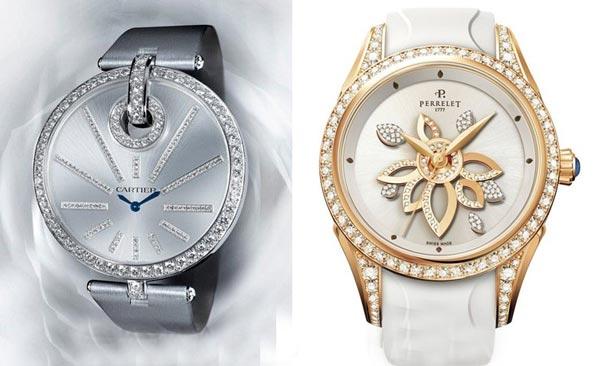 Дорогие брендовые женские часы
