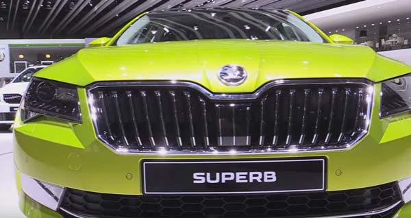 Шкода Суперб 2018 2019 в новом кузове фото цена универсала, комплектации
