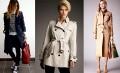 Модные женские плащи 2017 года